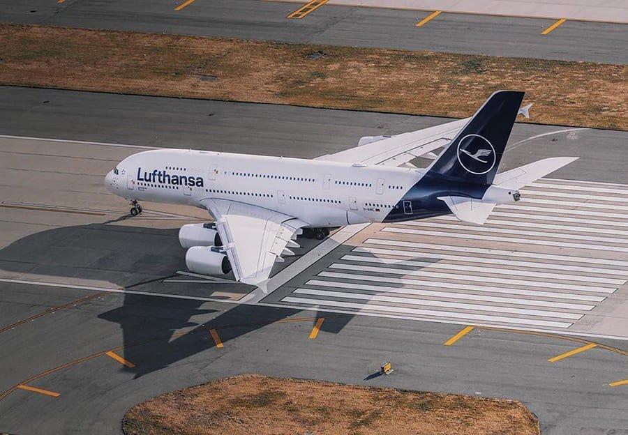 Lufthansa Group mở lại trên đường bay trong mạng lưới tháng 09/2021