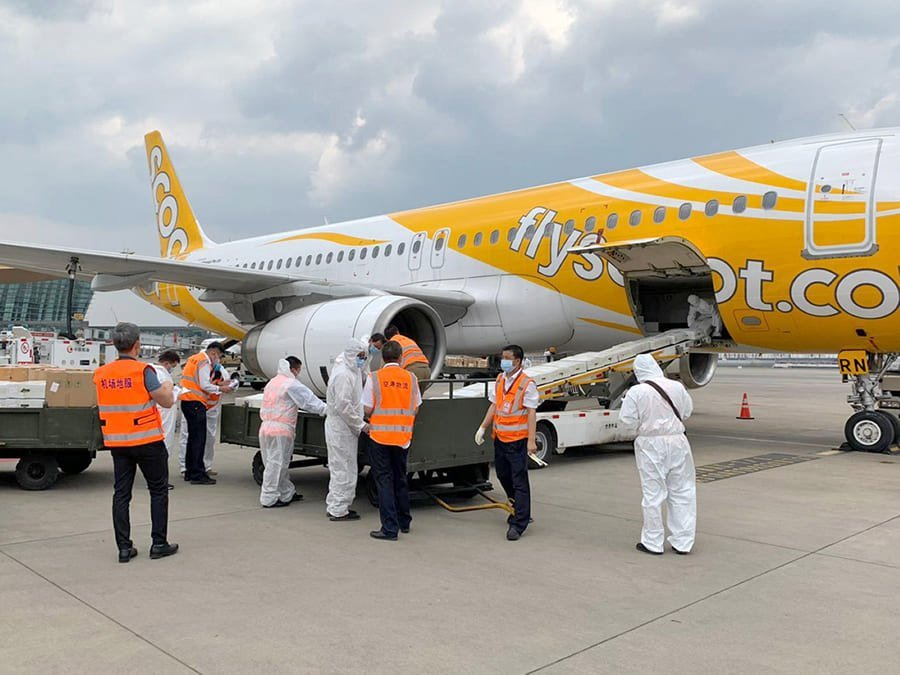 Scoot cập nhật lịch bay khởi hành từ TP. Hồ Chí Minh (SGN)