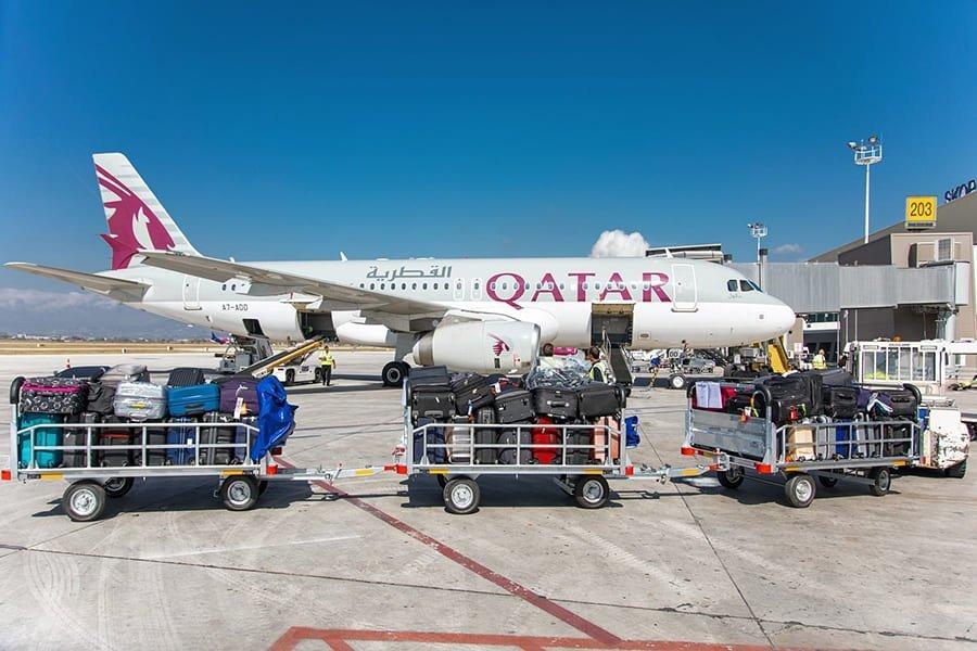 Qatar Airways cập nhật lịch bay Outbound Tp. HCM - Doha
