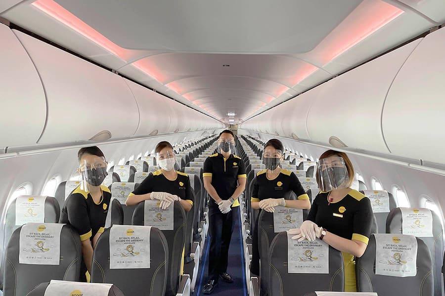 Scoot cập nhật thông tin mở bán chuyến bay đến Phuket và Jeddah