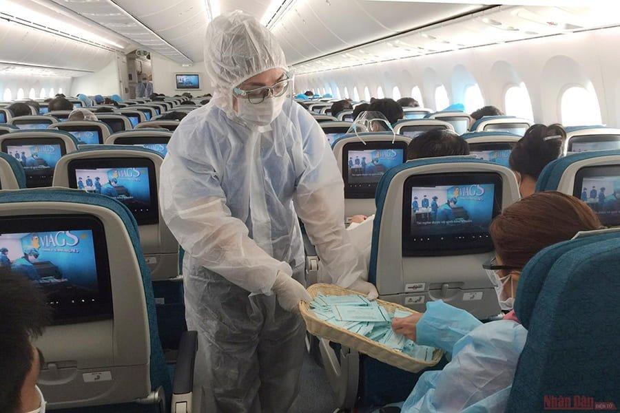 Vietnam Airlines cập nhật lịch bay Nội địa giai đoạn 21/10 - 30/11/2021